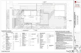 Landscape Floor Plan by Landscape Plan Chezerbey