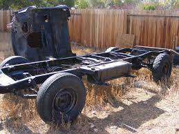 Ford Ranger Truck Frames - sold 1953 56 f 250 frame with dana 60 front axle ford truck