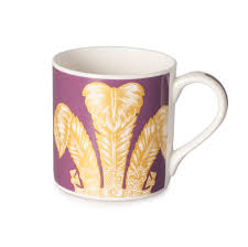 buy exclusive gold feather fine bone china mugs highgrove royal