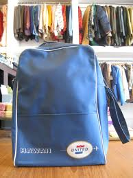 United Airlines Bags Vintage Adidas Bag Sas United Airlines Hawaii Club