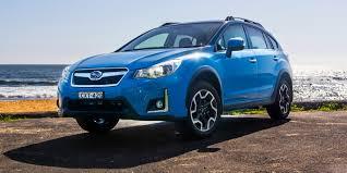 2017 subaru crosstrek colors subaru car news at autocarweek com