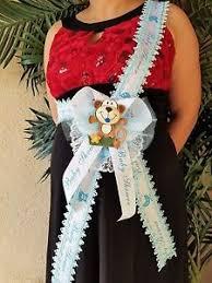 baby shower ribbons baby shower to be it s a boy sash monkey safari blue ribbon