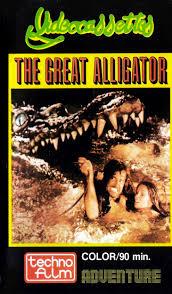 the big alligator river aka the great alligator 1979 black
