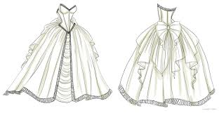wedding dress design ideas deviantart girls