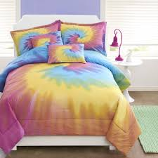 Tie Dye Bed Set Bedroom Beautiful Tie Dye Comforter For Your Bedroom Design Ideas