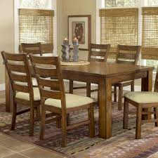 solid oak dining room table and chairs with inspiration design