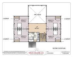 Post And Beam Floor Plans Prefab Post And Beam Barn Home Floor Plans Classic Barn 3