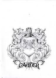 family crest by ashtonbkeje on deviantart