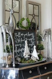 farmhouse christmas tour the design twins diy home decor