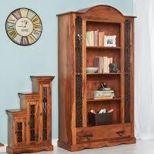 jali 3 door sheesham sideboard sheesham furniture furniture jali sheesham large bookcase