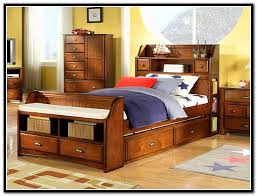 Twin Bed Frame And Headboard Ideal And Practical Twin Bed Frame With Storage U2014 Modern Storage