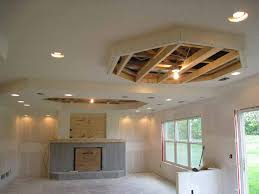 ceiling ideas for basement light fixtures design and decorating