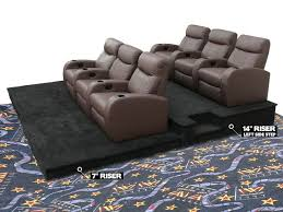 How To Decorate Home Theater Room Best 25 Diy Movie Theater Room Ideas On Pinterest Theater Rooms