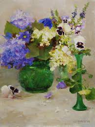 302 best art by kathy anderson images on pinterest art flowers