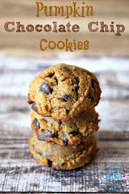 pumpkin chocolate chip cookies low carb diabetic friendly