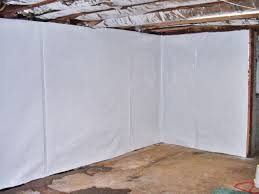 use paint texture to cover basement wall paneling ideas