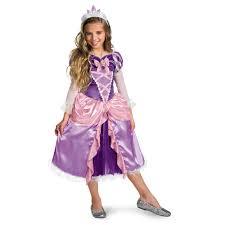 Kid Halloween Costumes Girls Halloween Costumes Princess Tangled Rapunzel