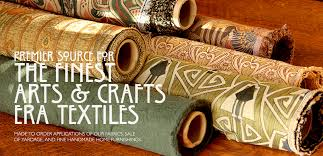 Arts And Crafts Style Curtains Archive Edition Textiles Custom Textiles Upholstery Fabrics More