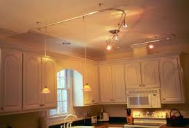 Ceiling Track Lights For Kitchen by Mesmerizing And Heat Up Your Kitchen With Kitchen Gentle Fixture