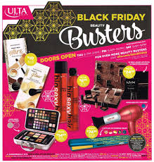 when do target black friday doorbusters start ulta black friday 2017 ads deals and sales