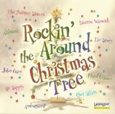 rockin u0027 around the christmas tree by various artists compilation