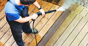 what is the best way to clean wooden cabinets how to clean garden decking effectively the garden