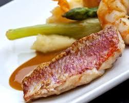 cuisiner rouget recette filets de rougets au fenouil