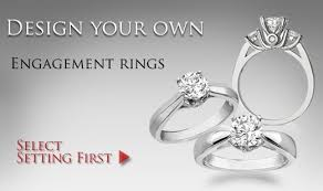 make your own engagement ring inspiration ideas make your own engagement ring with design your