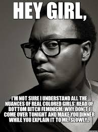 Eating Pussy Meme - real colored girls a blog by christa bell mako fitts ward