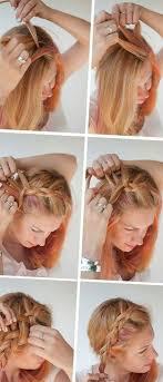 Frisuren F Kurze Haare Zum Selber Machen by Best 25 Dirndl Frisuren Kurze Haare Ideas On Frisur