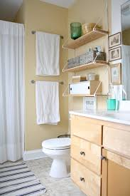 Above Window Shelf by Diy Frosted Glass And Our Upstairs Bathroom U2013 Ricedesigns