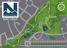 northtown municipal utility district disc golf
