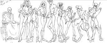 image drawing group iii png men evolution wiki fandom