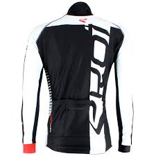 bicycle jacket ekoi perfolinea black white thermal cycling jacket ekoi