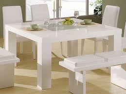 Space Saver Kitchen Tables by White Kitchen Table And Chairs For A Cheerful Space U2013 Furniture Depot