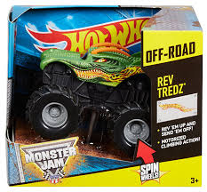 batman monster truck video amazon com wheels monster jam rev tredz dragon vehicle toys