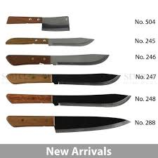 kitchen knives no 503 kiwi knife kitchen chef knives stainless steel blade cook clea