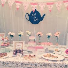 bridal shower food table decorations diy high tea cake stand
