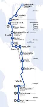 baltimore light rail map link light rail seattle map link rail map washington usa