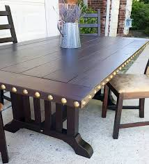 Java Dining Table Java Gel Dining Table General Finishes Design Center