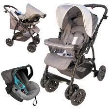 poussette siege auto bebe poussette bébé 4 roues combiné 2 en 1 poussette siège auto cosy