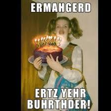 Nerd Birthday Meme - crazy nerdy chick happy birthday meme happy birthday memes