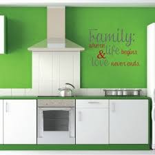 Vinyl Stickers For Kitchen Cabinets Family Wall Quotes Vinyl Decals U0026 Custom Vinyl Stickers