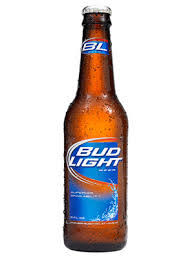 is bud light made with rice light