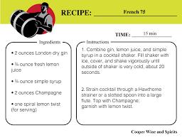 recipes archives wine u0026 spirits