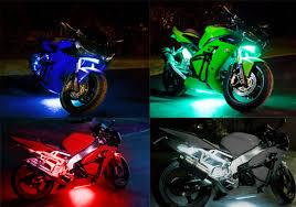 white led motorcycle light kit custom quantity motorcycle led light kit illumimoto