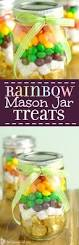 rainbow mason jar treats the gracious wife