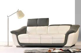 Sofa Bed White Leather Sofa Modern L Shaped Sofa Design Is The Best Ideas For Amazing