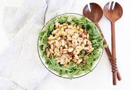 barefoot contessa arugula salad a year with ina white bean and arugula salad my yankee roots