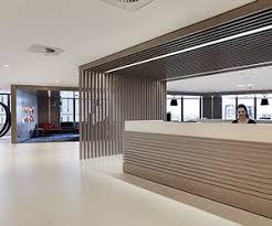 Reception Desk Brisbane Bdo Brisbane Offices By Cgramw Commercial Design Pinterest